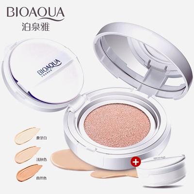 Special Promo Buy 1 Free 1 Bioaqua Makeup Air Cushion Cc Bb Cream Skin Care