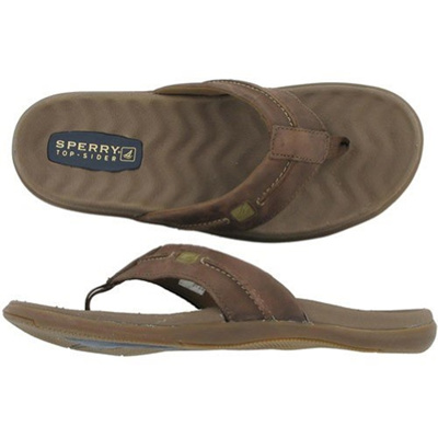 ce878610bdd1 Qoo10 - (Sperry Top-Sider) Sperry Top-Sider Men s Double Marlin Sailboat  Thong...   Shoes