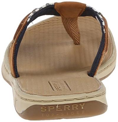 391f53153b5 Qoo10 - Sperry Top-Sider Womens Seafish Marinier Stripe Flip Flop   Bags  Shoes   Accessories