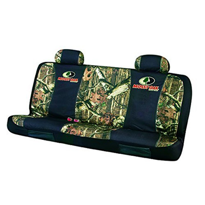 Mossy Oak Seat Covers >> Spg Outdoors Mossy Oak Mid Size Camo Bench Seat Cover Mossy Oak Infinity Camo Durable Polyester Fa