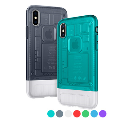 low priced 5b619 1ee53 SPIGENSpigen Classic C1 [10th Anniversary Limited Edition] iPhone X/XS Case  with Air Cushion Technology
