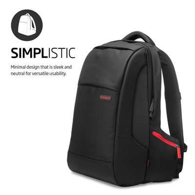 Spigen Klasden 3 Backpack with Water Resistant Coating and 15 inch Laptop  Compatibility 754f631ddf02a