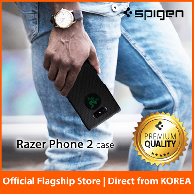 reputable site ae383 b2f28 SPIGENSpigen Razer Phone 2 Case Razer Phone Casing Cover Screen Protector  100% Authentic Fast Delivery