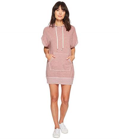 Qoo10 - Splendid Sleeveless Sweatshirt Hoodie Dress   Women s Clothing 958a86d635