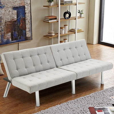 Futon Sofa Bed Convertible Couch