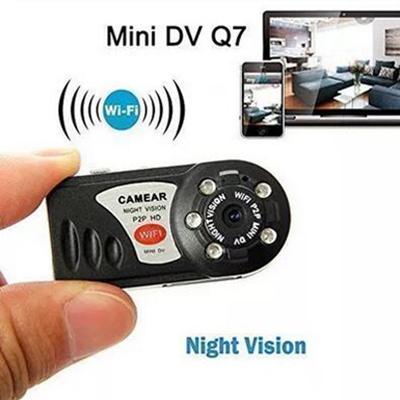 09d26fbfcfb6a Spy Mini Hidden Q7 Camera 480P Wifi DV DVR Wireless IP Cam Brand New Mini  Video