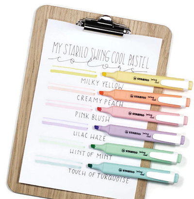 Qoo10 Stabilo Pastel Marke Stationery Amp Supplies