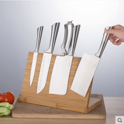 Stainless Steel Hollow Handle Tool Set 6 Piece Set
