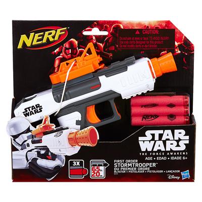 Qoo10 Starwars Nerf Gun Toys