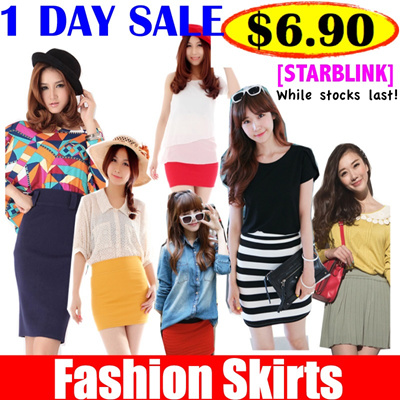 f56d3b1c99 Qoo10 - New Listing Sale $6.90 only!! Candy Sexy Wrap Skirt ...