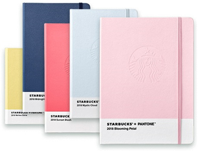 [Starbuck] 2018 Korea Starbuck Diary / Limited Edition / Pantone  Collaboration Product