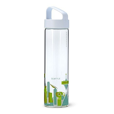 Starbucks Starbucks You Are Here Collection Water Bottle Seattle 18 5 Fl Oz