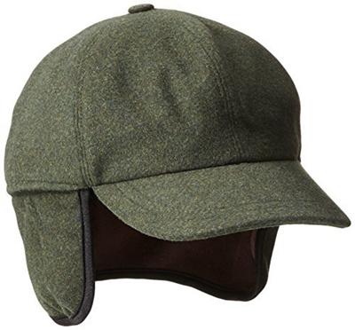 Qoo10 - Stetson Mens Cashmere Blend Baseball Cap   Men s Bags   Shoes a7d9d771fd0