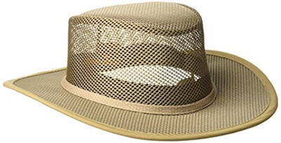bfc667acfb5 Qoo10 - Stetson Mens Mesh Covered Hat   Fashion Accessories