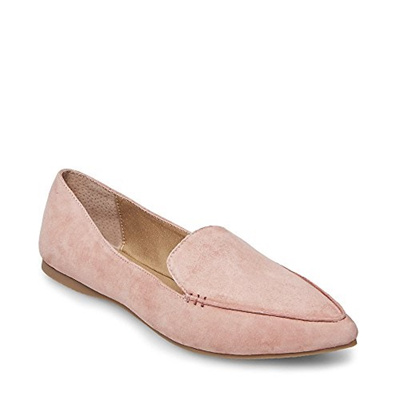 d9bfbb064 Qoo10 - (Steve Madden) Steve Madden Women s Feather Loafer Flat-FEATHER :  Shoes