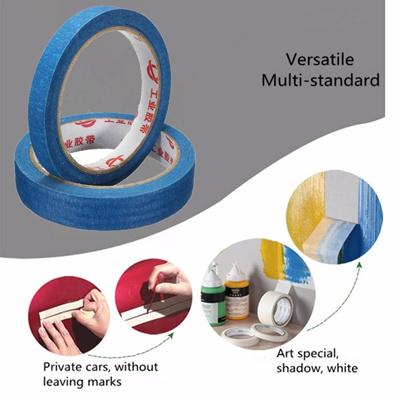 Qoo10 Sticky Paper Masking Adhesive Decorative Tape Nail Art Edge