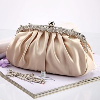 5a594a043d26 Qoo10 - Still wild minimalist art satin evening bag bag bag diamond dress  OL l...   Men s Bags   Sho.