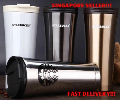 Latest Bottle2016 Singaporestarbucks And DesignCheap Be Best To Never GiftElegant Flask Mug Water Big Metallic Stock In Thermal 9HIED2