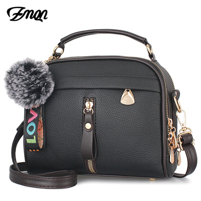 e2d9e2dfed3c store ZMQN Crossbody Bags For Women 2018 Handbag Shoulder Bag Female  Leather Flap Cheap Women Messen