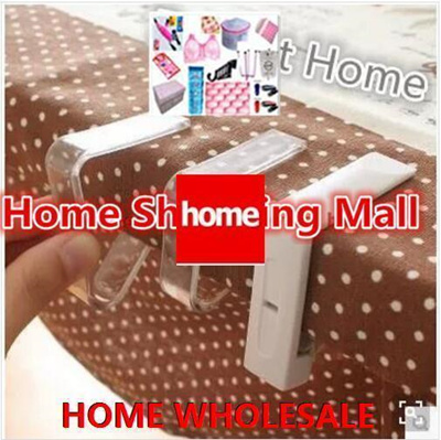 Strong Non Slip Tablecloth Table Cloth Clip Table Clamp Table Skirts Skirt  Buckle Folder 4