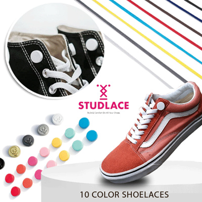 a6aa3db8a28 STUDLACEIDBuy4 Free Shipping/// STUDLACE //Shoes Lace // Sneakers // 10  Colors Shoelaces