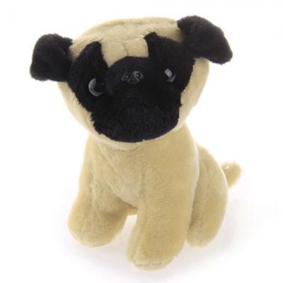 Qoo10 Stuffed Animal Pug Dog Puppy Plush Doll Toy Child Kid
