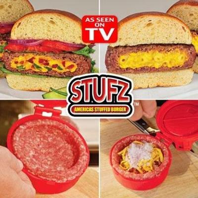 STUFZ Stuffed Burger Press