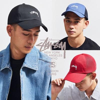 608ea7bab96 Qoo10 - Stussy Stock Low Pro Trucker Hat Ball Cap ck046 Men s and Women s  fash...   Fashion Accessor.