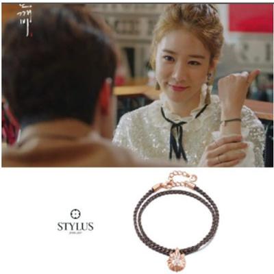 StylusStylus Yoo In Na(Sunny) Couple Bracelet from Korean Drama  Goblin(Dokkaebi)