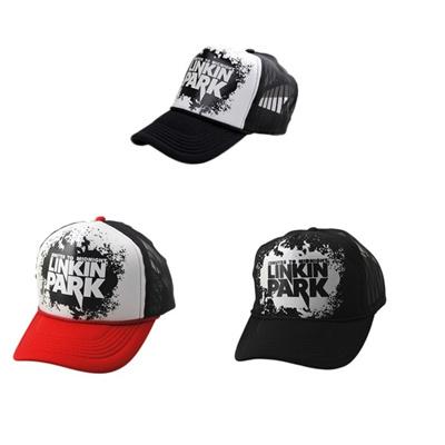 Summer Fashion Linkin Park Hat Leisure Hip Hop Caps Printing Baseball Cap  Adjustable Snapback Hats 50513f823acd