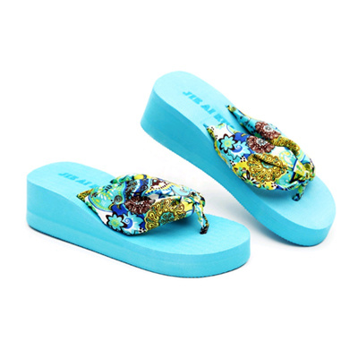 19efd325d Qoo10 - Summer Shoes Women Bohemia Flip-flop Women Sandals Muffin Heel Non-Sli...    Shoes