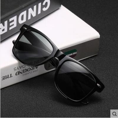 36f8d50a5 Sunglasses Mens Glass Sunglasses Retro Tide Mirrors Myopic glasses Driving  the toad mirror