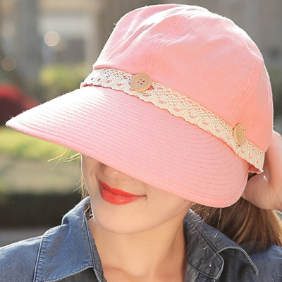 bdb92f56f20 Qoo10 - Sunscreen Sun hats women summer hats Beach Hat UV hats, outdoor  shade ...   Men s Bags   Sho.