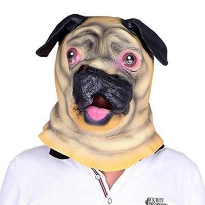 08eede6c Qoo10 - (Sunxue) Sunxue® Halloween Costume Pug Head Mask and Dog Head Mask-  : Kids Fashion