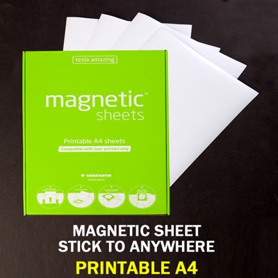 graphic relating to Laser Printable Magnetic Sheets identified as ★Tremendous Sale★ Excellent within Korea/Tesla Incredible Magnetic Printable Sheets For Laser Printer/50 Sheets/Adhere in the direction of Any place/Contemporary Age Article it