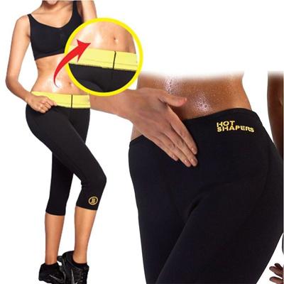 9f79833b79e27 Super Stretch Super Women Hot Shapers Control Panties Pant Stretch Neoprene  Slimming Body Shaper