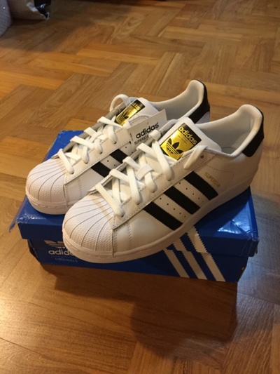 d0c0a09ae Qoo10 - Superstar Sneaker (100% Authentic)   Shoes