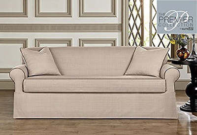 [SUREFIT] Sure Fit Bahama 2-Piece Sofa Slipcover