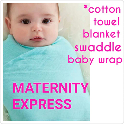 Qoo10 Swaddle Sale Maternity Express Baby Swaddle Baby Wrap