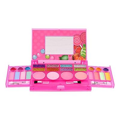 Qoo10 Sweet Glitz Kids Pretend Play Makeup Vanity Station W Mir Cosmetics
