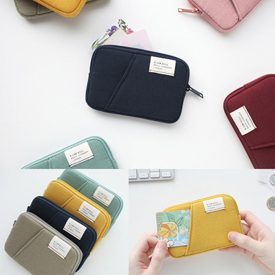 more photos 20474 267fe [Livework]SWEET MANGO] LIVEWORK Pocket Card Case v.3 - card holder wallet  coin pouch coin bank short wallet
