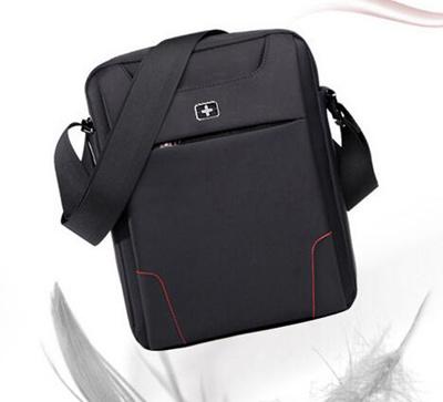 Switzerland Saber Boutique Man Bag Shoulder Men S Messenger Canvas Casual Business Briefcase