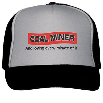 Qoo10 - (T-ShirtFrenzy) Accessories Hats DIRECT FROM USA Coal Miner ... a693315de77