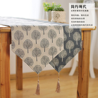 Table Cover /table Runners Coffee Table Cloth Zen Style Table Runner /table  Covers Tt19