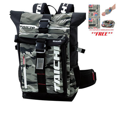 Qoo10 - TAICHI WaterProof RSB274 Touring BACKPACK With New Color ...