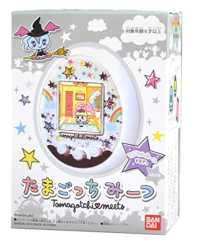 Tamagotchi Meet All 6 Colours / White / Pastel /Apply qoo10 cart coupon for  better deals