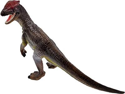 (Tang-Dynasty) TANG DYNASTY(TM) Jurassic World Dilophosaurus Dinosaur PVC  Figure Toy model Collec