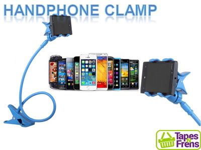 Tapesnfrens Handphone Clamp Handphone Clip