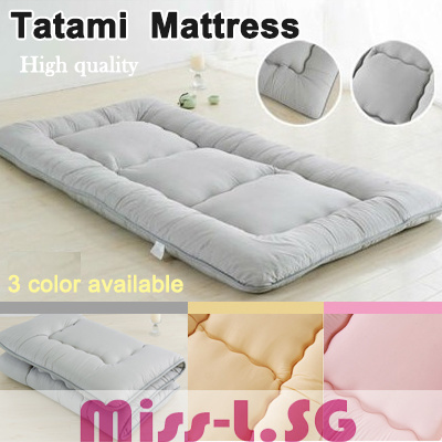 Qoo10 Tatami Mattress Anti bacteria Bedding Blanket Floor Mat Lying Cushion Household