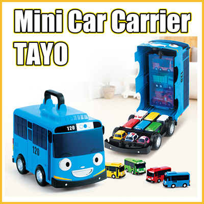 Car Carrier For Sale >> Qoo10 - Tayo Little Bus : Toys